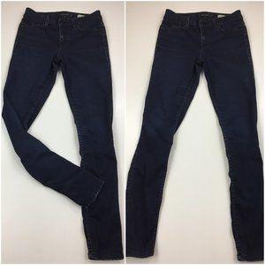 LEVEL 99 Anthropologie JANICE Ultra Skinny Jeans